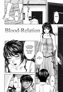 Ueno Naoya Blood Relation Hentai Manga Incest English