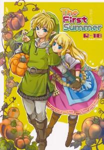 Usagi paradise Misa The Legend of Zelda: Skyward Sword Hajimete no Natsu The First Summer English Hentai Manga Doujinshi