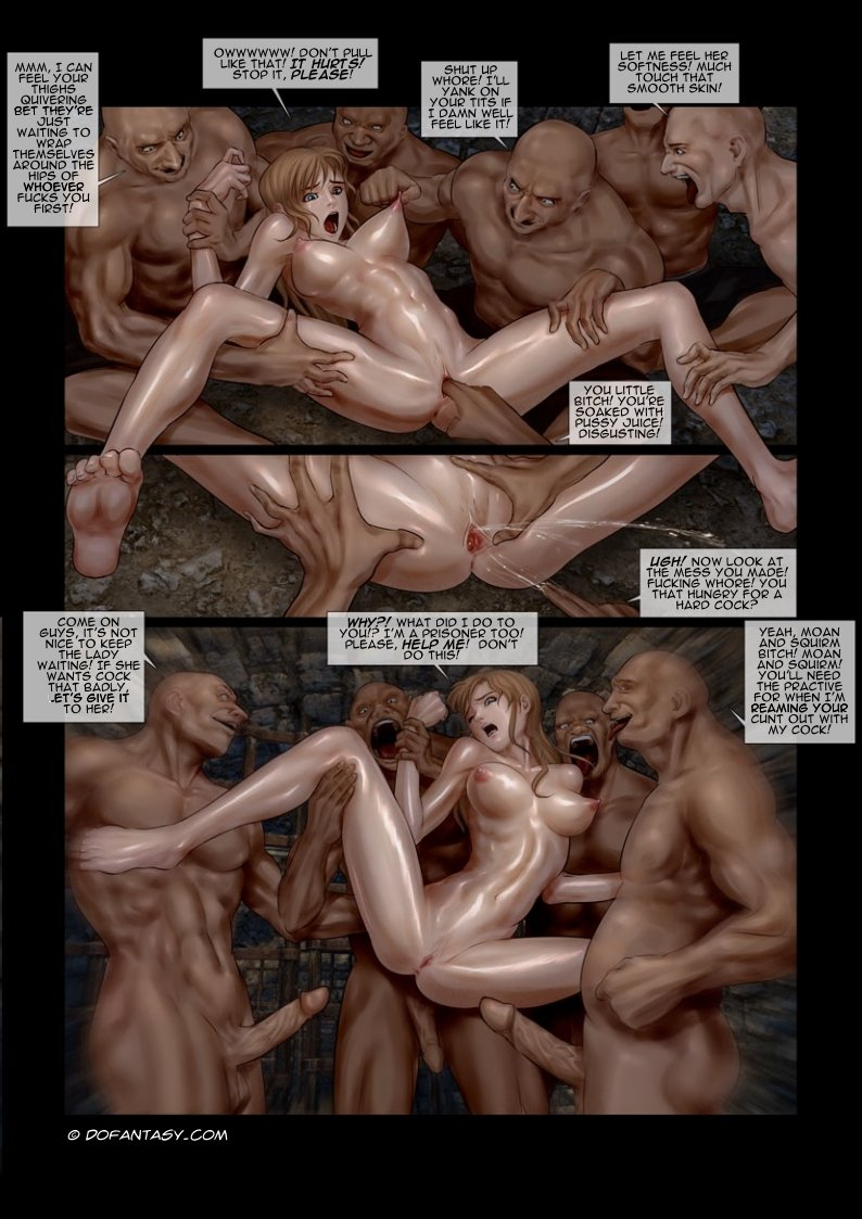 Hentai 3d torture