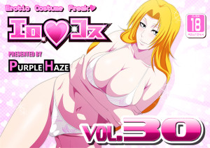 PURPLE HAZE BLEACH Ero Cosplay Vol 30 Hentai CG Doujinshi Manga
