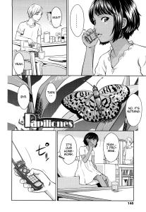 Naoshi Onizuka Papiliones Hentai Manga Doujinshi Incest English