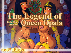 Legend of Queen Opala I Golden Edition Beastiality Hentai Uncensored