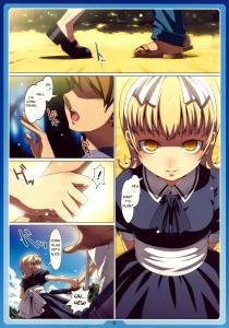 LongHornTrain CyoCyoPolice Shin Megami Tensei Summer Alice English Hentai Manga Doujinshi